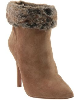 Carine2 Suede Booties