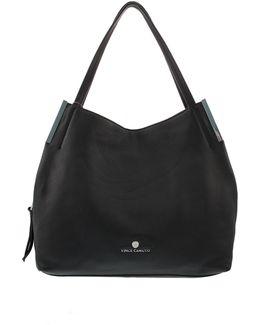 Tina Leather Tote Bag