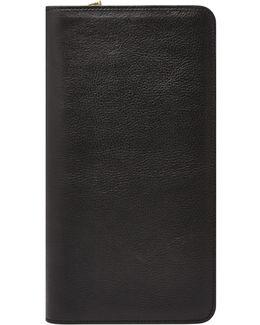 Multi-zip Passport Case