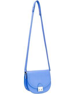 Saddle Leather Shoulder Bag