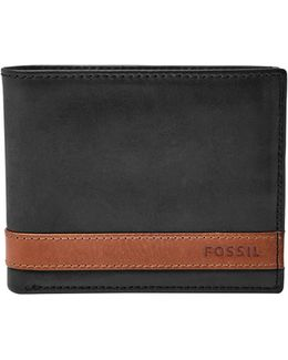 Quinn Leather Bifold Wallet