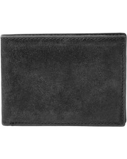Anderson Leather Bifold Wallet