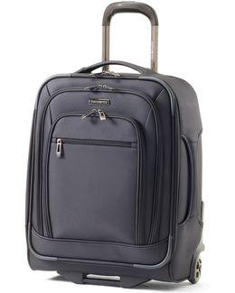 Rhapsody Pro Dlx Upright Carry-on Luggage