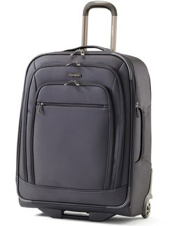 Rhapsody Pro Dlx Upright Large Expandable Luggage