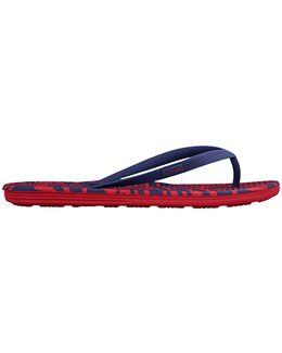 Solar Soft Thong Flip Flops