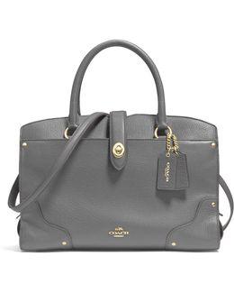 Mercer Leather Satchel