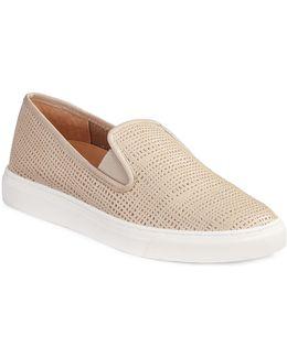 Becker Embossed Slip-on Shoes