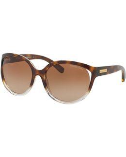 Mitzi Ii 60mm Cat Eye Sunglasses