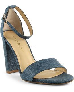 Klover2 Madison Suede Slingback Sandals