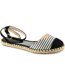 Rion Nautical Flat Sandals