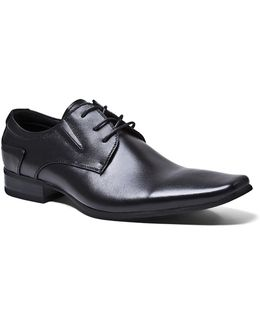 Dragg Leather Lace-up Shoes