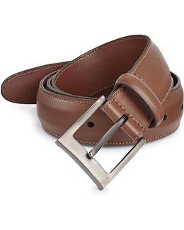 Timothy Full Grain Leather Belt