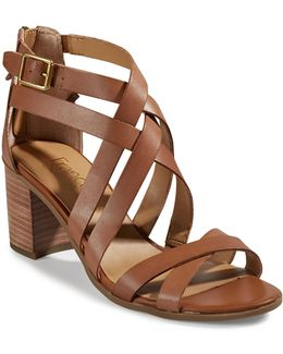 Hachi Leather Sandals