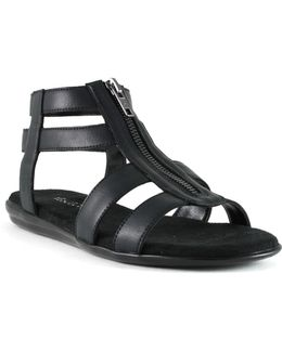 Encyclopedia Caged Sandals