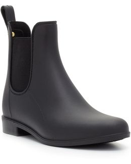 Tinsley Rubber Ankle Boots