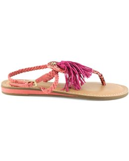 Frannie T-strap Sandals
