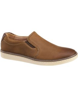 Mcguffey Nubuck Slip-on Shoes