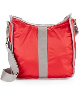 Weekender Hobo Bag