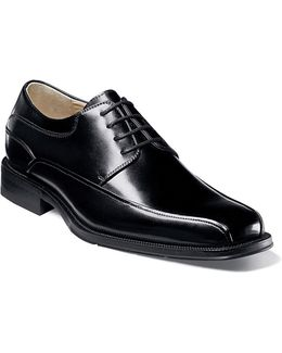 Curtis Leather Bike Toe Oxfords