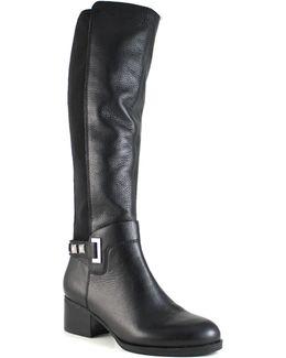 Luisa Studded Tall Boots