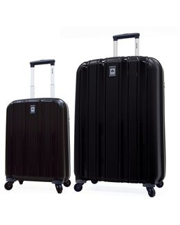 Cervin Collection Two-piece Luggage Set