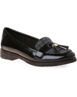 Haylen Tassel Loafers