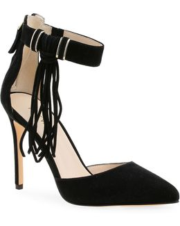 Everafter Suede Pumps