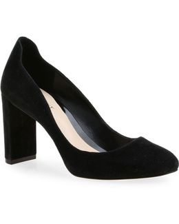 Journa Suede Pumps