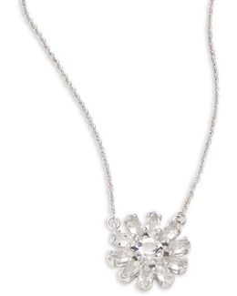 Mini Bouquet Crystal Necklace