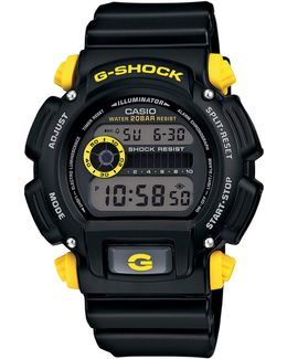 Digital G-shock Resin Watch