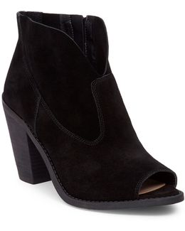 Chalotte Suede Booties
