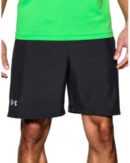 Launch Reflective Run Shorts