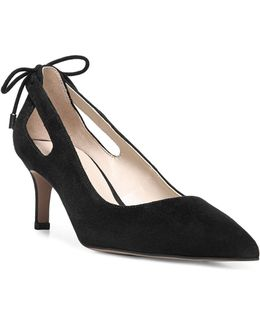 Doe Pointed Toe Pumps
