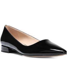 Saletha Pointed Toe Flats