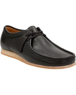 Wallabee Step Lace-up Shoes