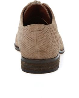 Merley Suede Lace-up Oxford Shoes