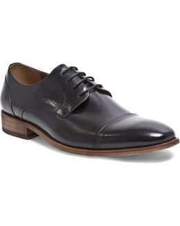 Crucible Oxford Lace-up Dress Shoes