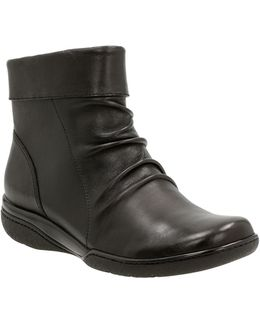 Kearns Leather Booties