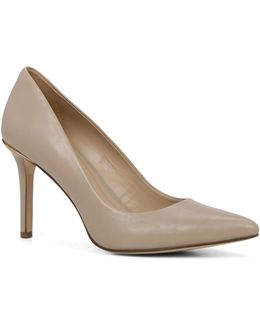 Keria Pointy Toe Pumps