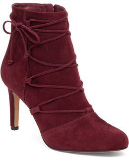 Chenai Suede Ankle Boots
