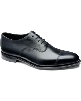 Aldwych Calfskin Cap Toe Oxfords