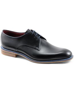 Drake Calfskin Oxfords