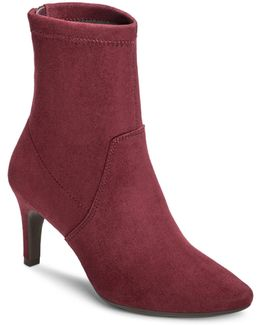 Excess Ankle Boots