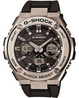 G Steel Analog Metal Resin Watch