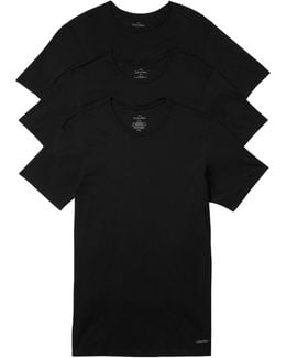 Men's Classic Crew-neck T-shirt 3-pack