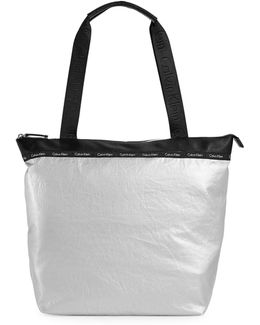 Athleisure Ballistic Nylon Tote Bag