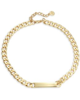 Id Chainlink Necklace