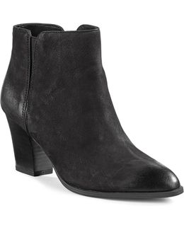 Wera Leather Ankle Booties
