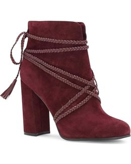 Taminan Suede Ankle Boots