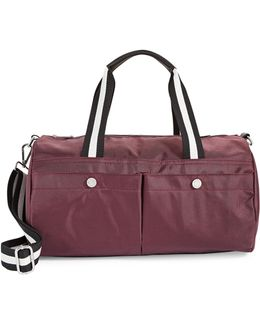 Athleisure Nylon Satchel